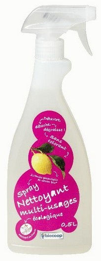 Nettoyant multi-usages spray 500ml