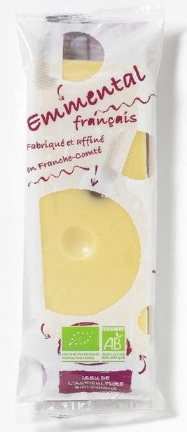Emmental portion 29%MG env.250g CC