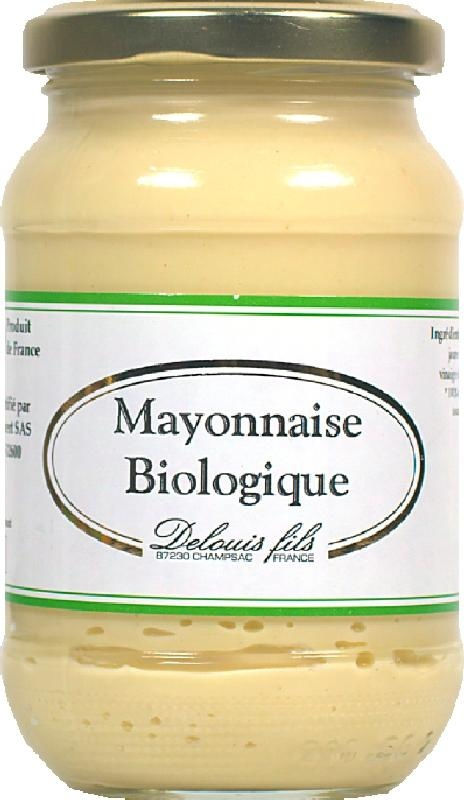 Mayonnaise nature 245g